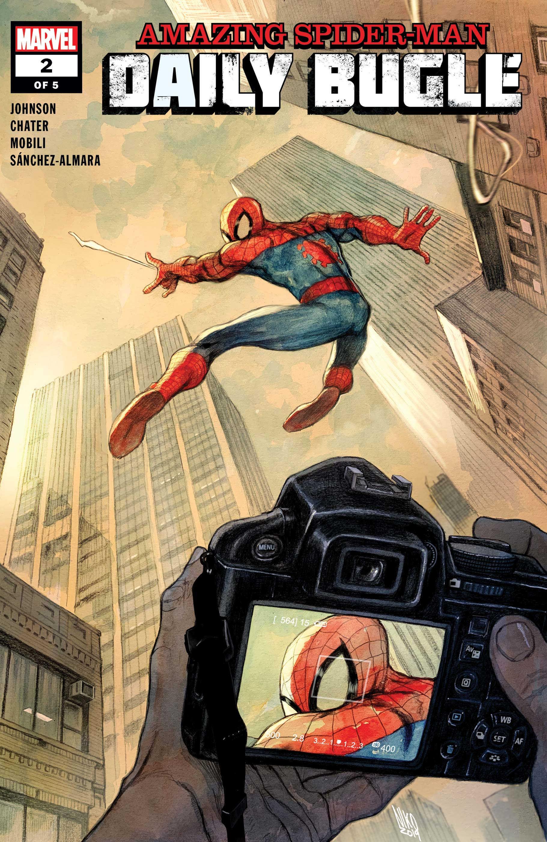 Amazing Spider-Man: The Daily Bugle (2020) #2