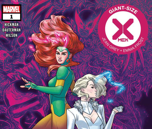 GIANT-SIZE X-MEN: JEAN GREY AND EMMA FROST 1 #1