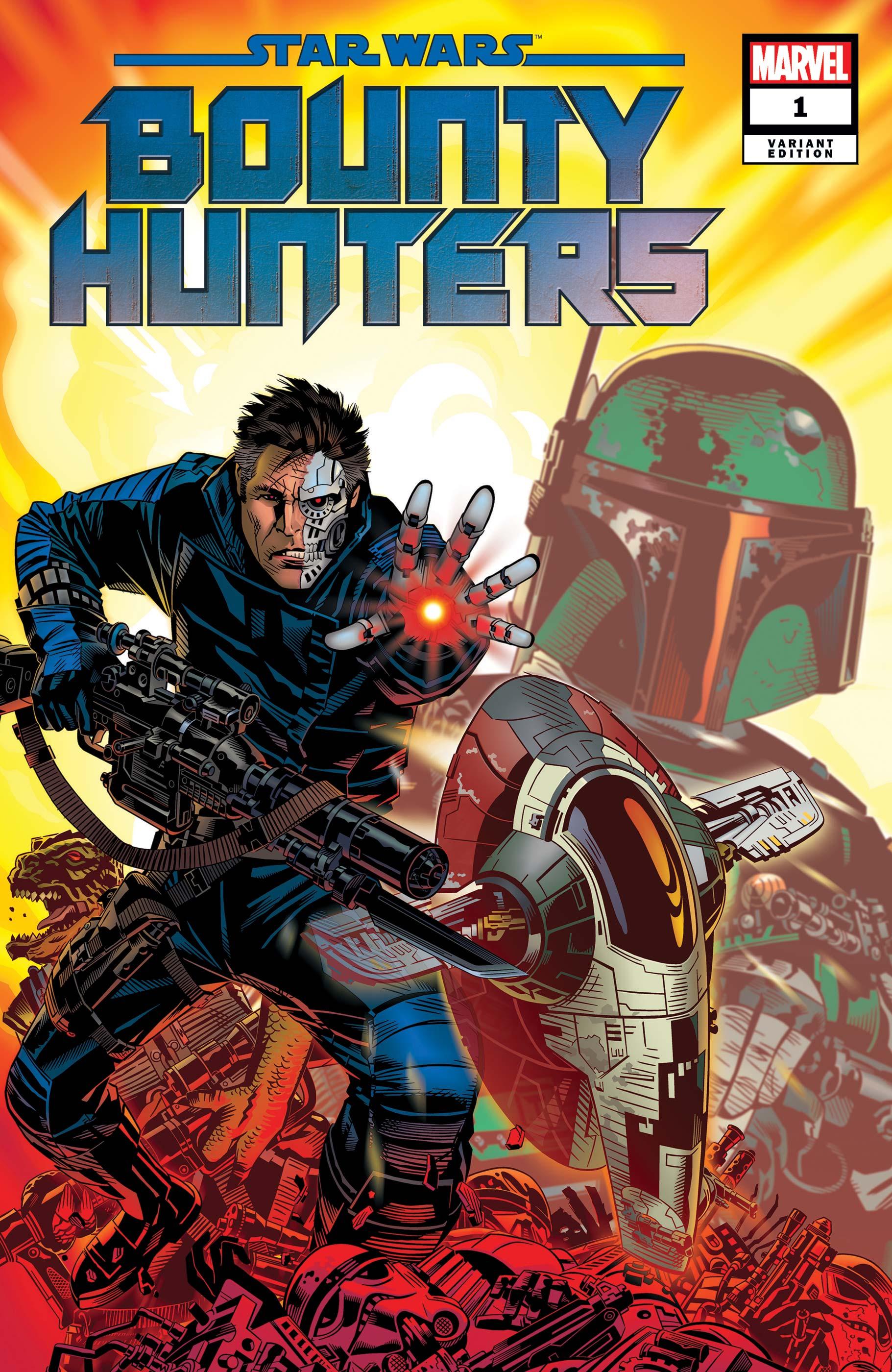 Star Wars: Bounty Hunters (2020) #1 (Variant)