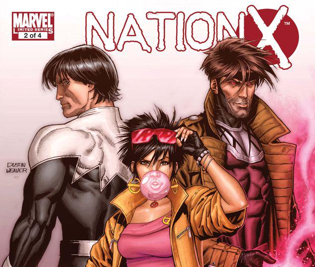 Nation X #2
