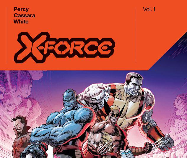 X-FORCE BY BENJAMIN PERCY VOL. 1 TPB #1