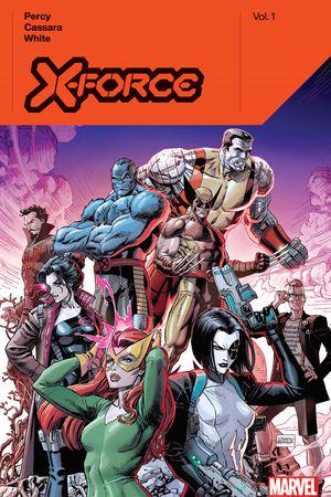 X-Force by Benjamin Percy Vol. 1 (Trade Paperback)