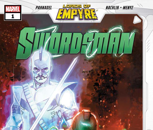 LORDS OF EMPYRE: SWORDSMAN 1 #1