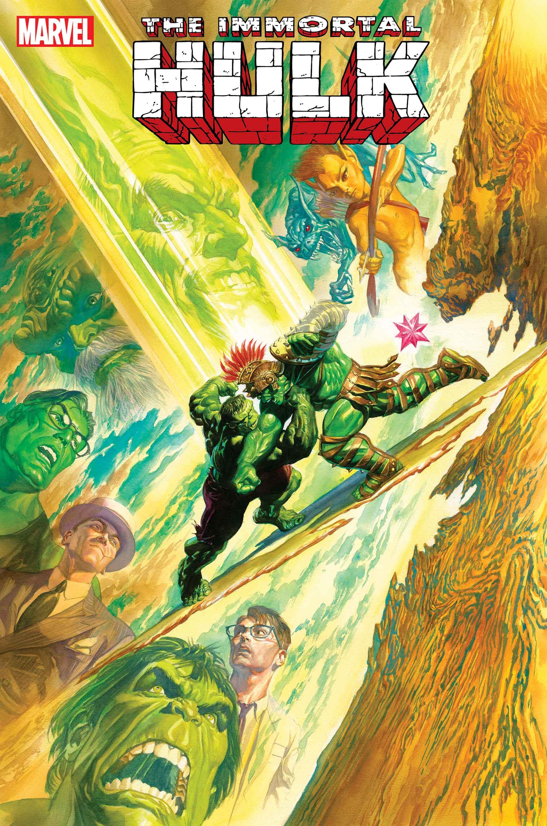 Immortal Hulk (2018) #39