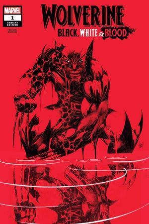 Wolverine: Black, White & Blood #1  (Variant)