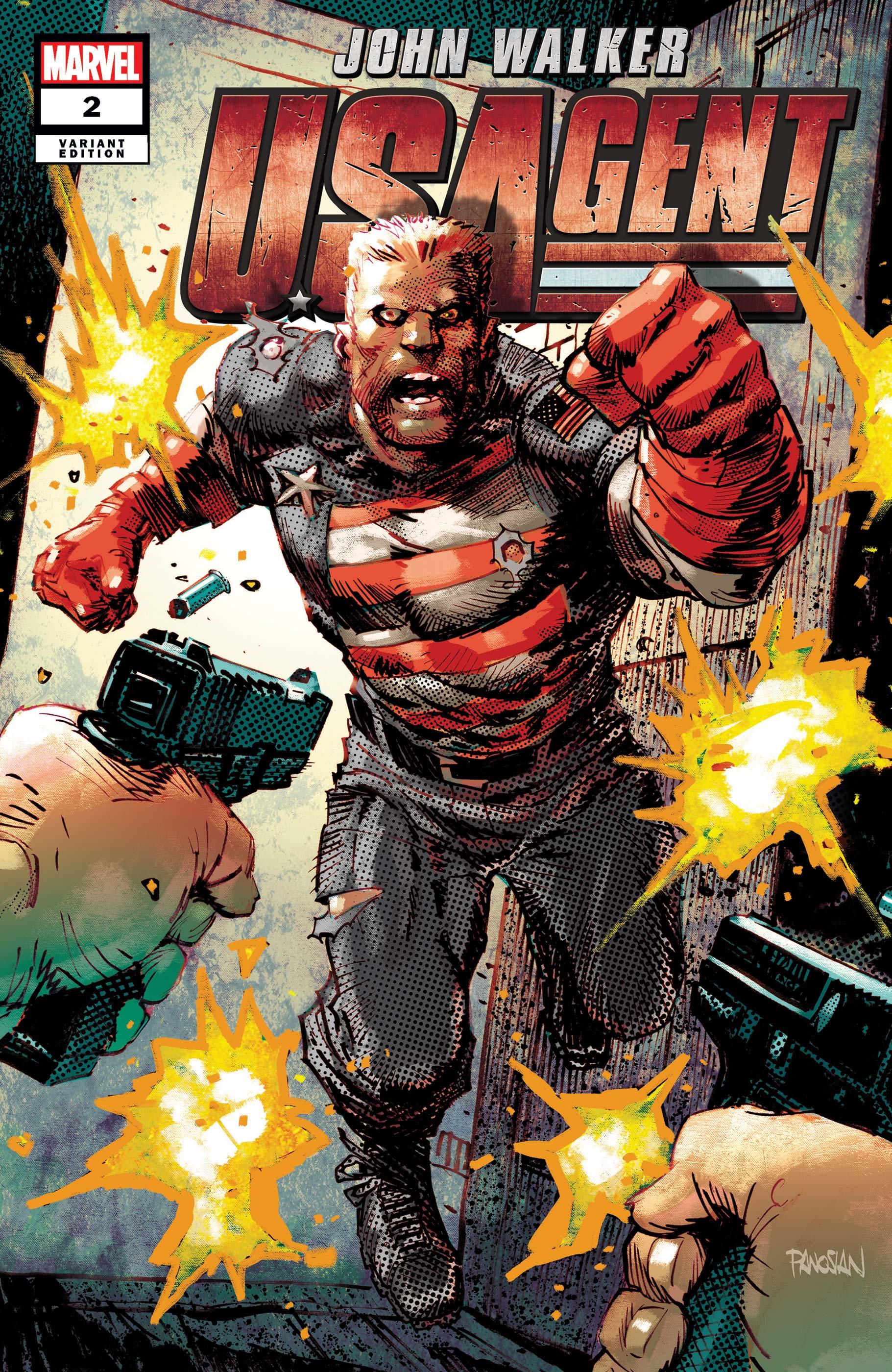 U.S.Agent (2020) #2 (Variant)