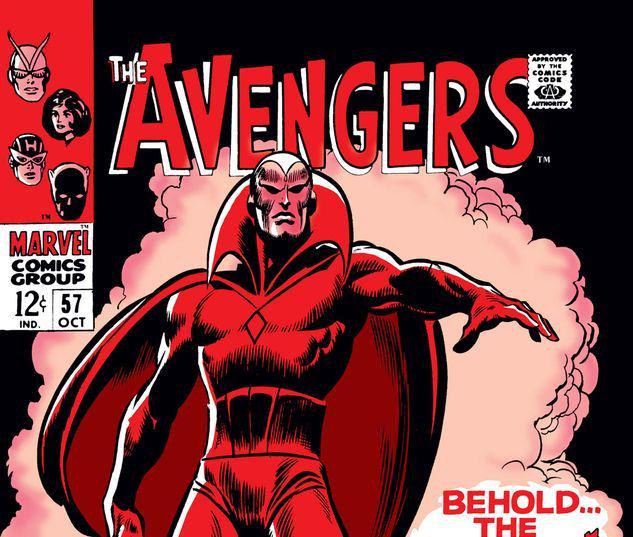 Avengers Facsimile Edition #57