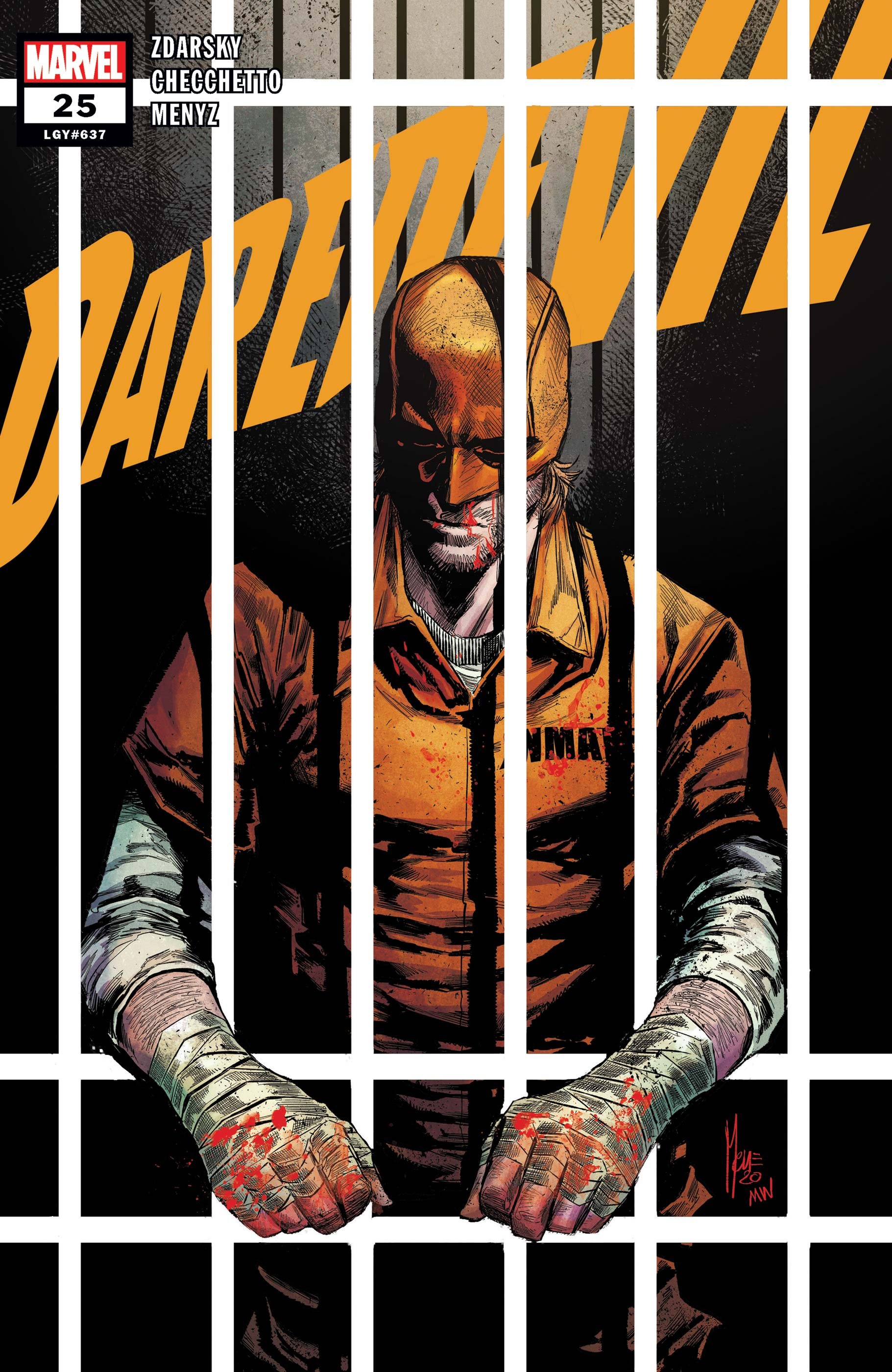 Daredevil (2019) #25
