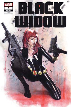Black Widow #5  (Variant)