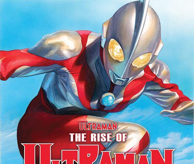 ULTRAMAN VOL. 1: THE RISE OF ULTRAMAN TPB #1