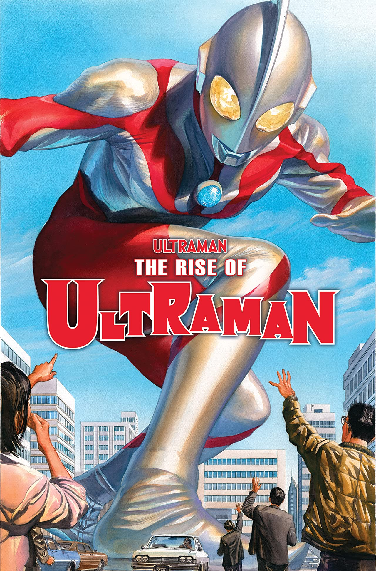 Ultraman Vol. 1: The Rise Of Ultraman (Trade Paperback)