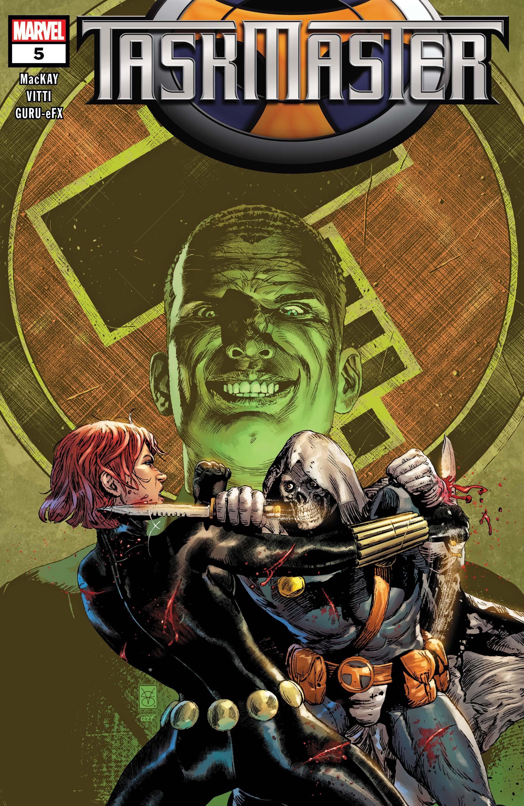 Taskmaster (2020) #5