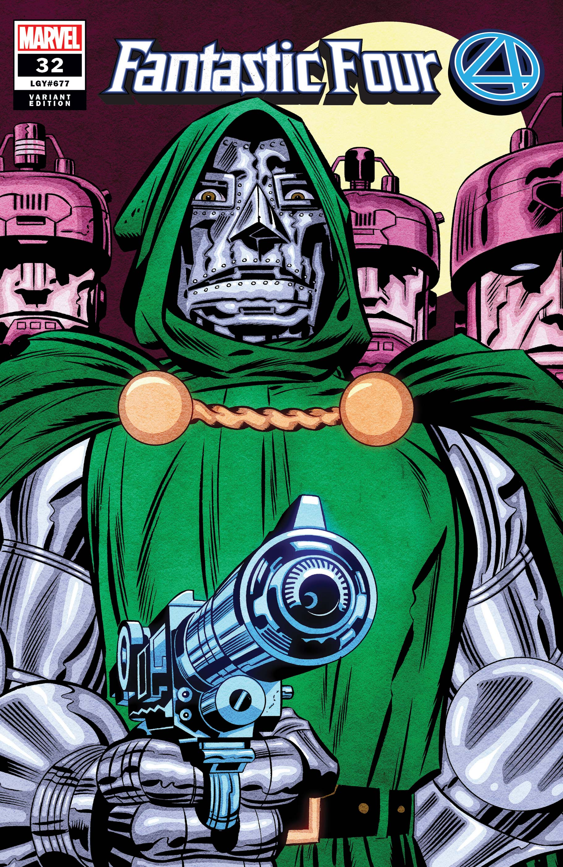 Fantastic Four (2018) #32 (Variant)