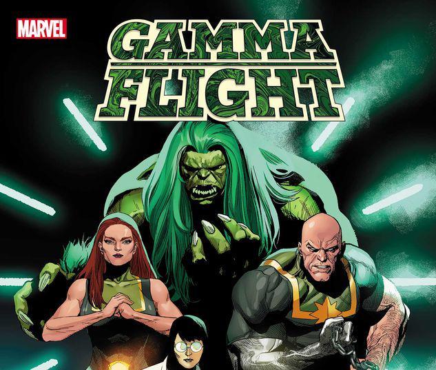 Gamma Flight #1