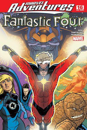 Marvel Adventures Fantastic Four (2005) #16