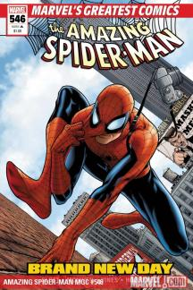Amazing Spider-Man MGC #546