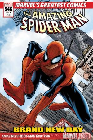 Amazing Spider-Man MGC (2010) #546