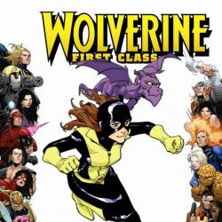 WOLVERINE FIRST CLASS #18 (70TH FRAME VARIANT)