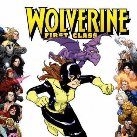 Wolverine First Class (2009)