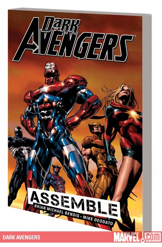 Dark Avengers Vol. 1: Assemble (Trade Paperback)