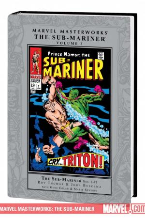 Marvel Masterworks: The Sub-Mariner Vol. 3 (2009 - Present)