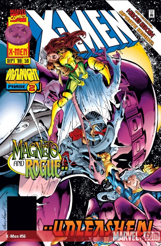 X-Men (1991) #56