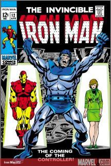 Iron Man (1968) #12