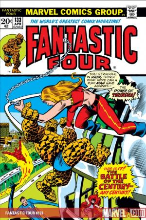 Fantastic Four  #133