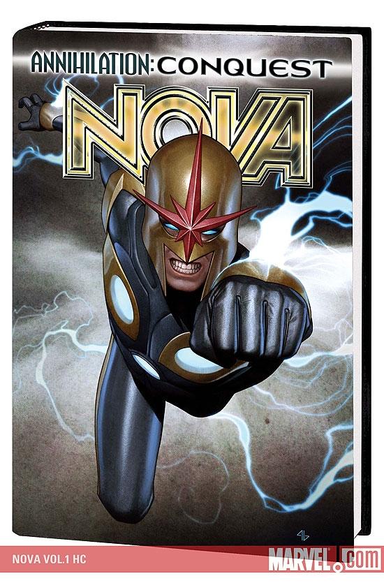 Nova Vol. 1 (Hardcover)