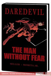 Daredevil: The Man Without Fear Premiere (Hardcover)