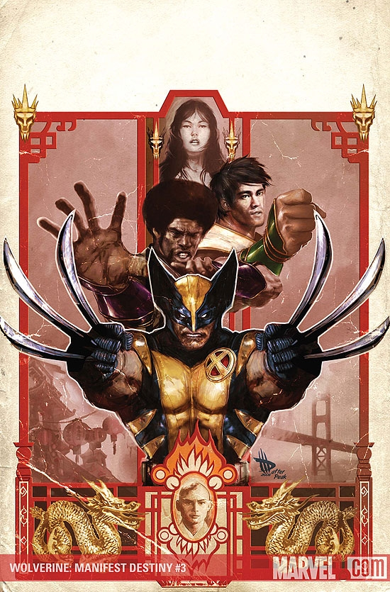 Wolverine: Manifest Destiny (2008) #3