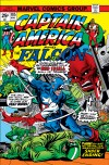 CAPTAIN AMERICA #185 COVER