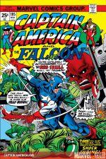 Captain America (1968) #185 cover