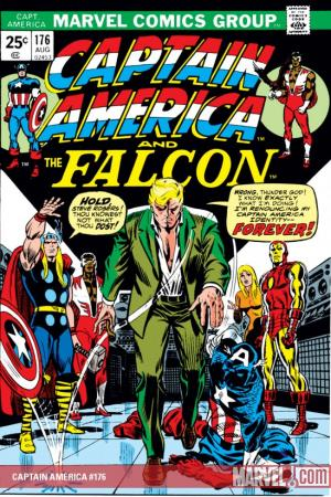 Captain America & the Falcon: Secret Empire (2005)