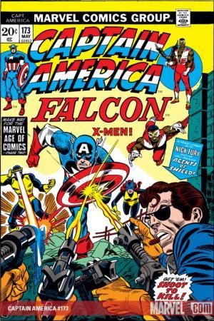 Captain America (1968) #173