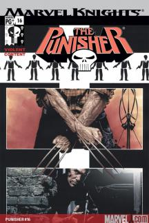 Punisher (2001) #16