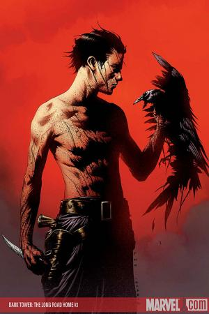 Dark Tower: The Long Road Home (2008) #3