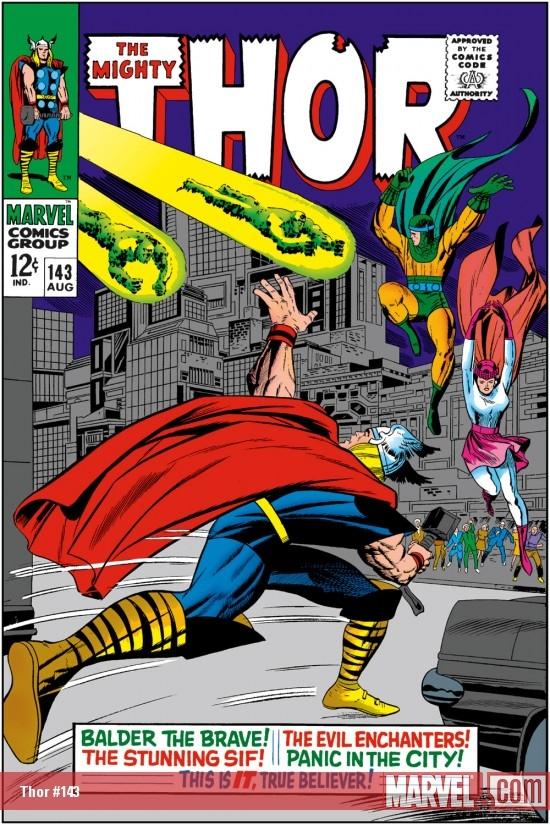 Thor (1966) #143