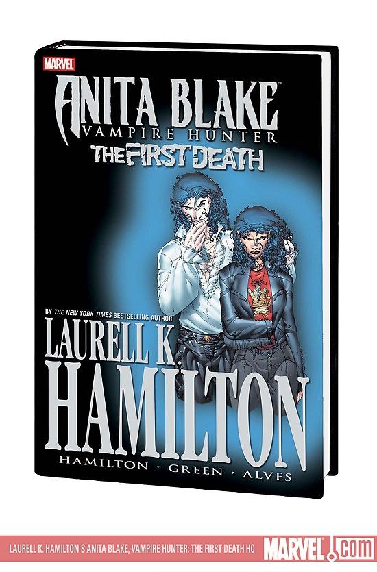 Laurell K. Hamilton's Anita Blake, Vampire Hunter: The First Death (Hardcover)