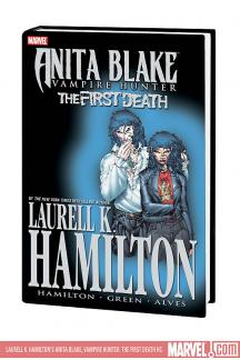 Laurell K. Hamilton's Anita Blake, Vampire Hunter: The First Death (Hardcover)