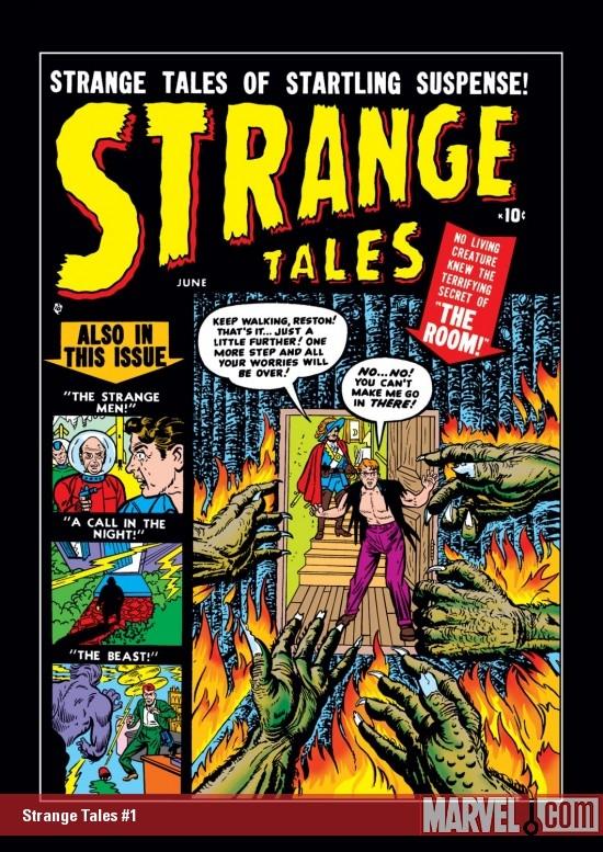 Strange Tales (1951) #1