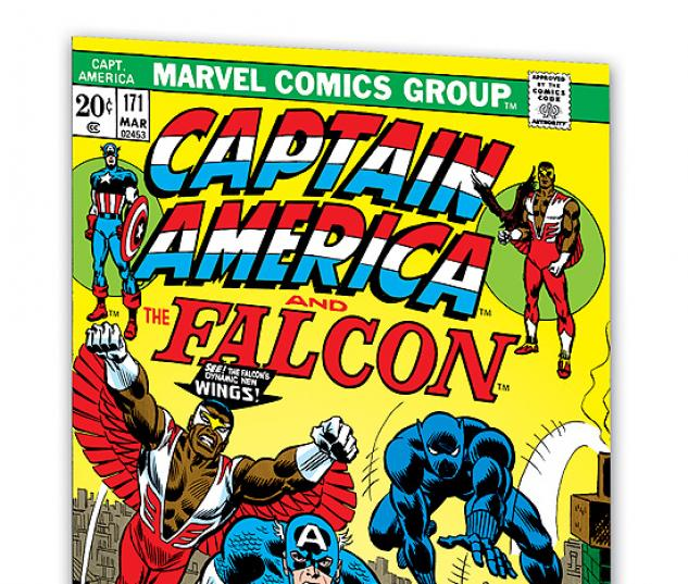 ESSENTIAL CAPTAIN AMERICA VOL. 4 #0
