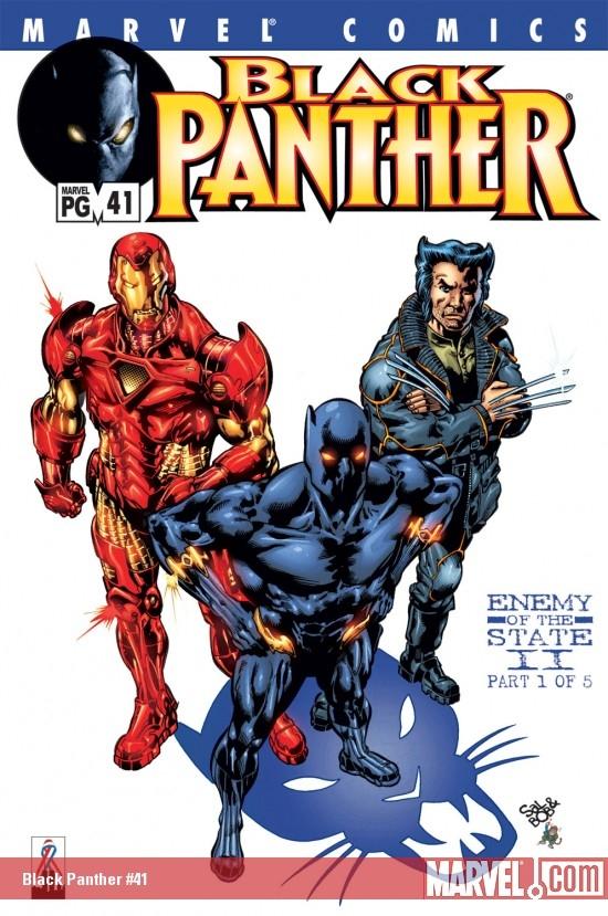 Black Panther (1998) #41