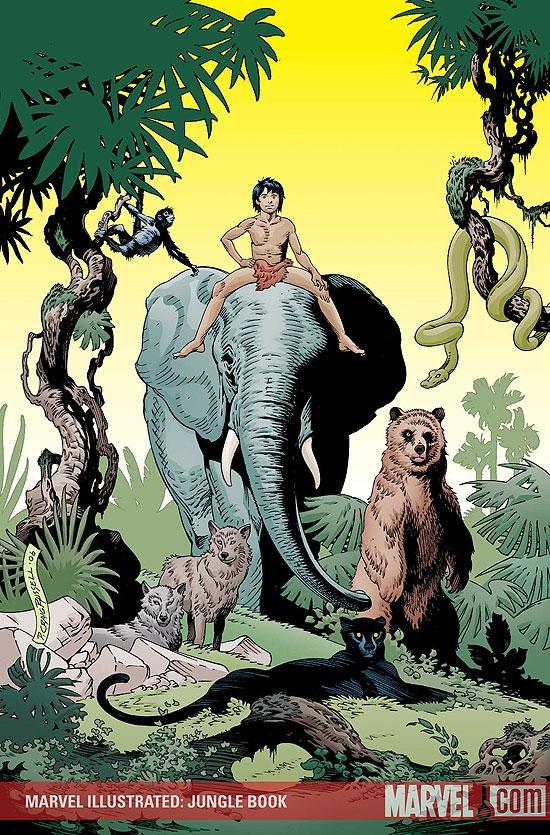 Marvel Illustrated: Jungle Book (2007) #1