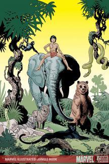 Marvel Illustrated: Jungle Book #1