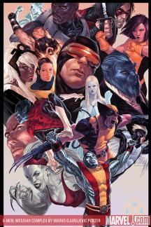 X-Men: Messiah Complex by Marko Djurdjevic (2007)