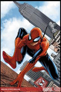 AMAZING SPIDER-MAN #546