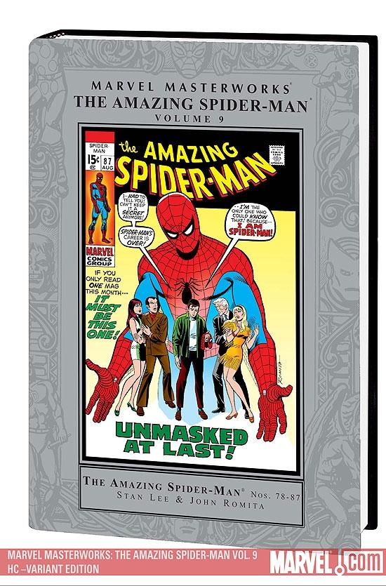 MARVEL MASTERWORKS: THE AMAZING SPIDER-MAN VOL. 9 HC (Hardcover)