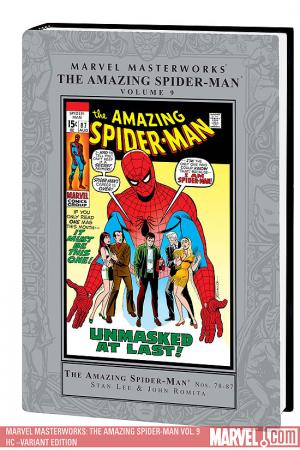 MARVEL MASTERWORKS: THE AMAZING SPIDER-MAN VOL. 9 HC (Hardcover)