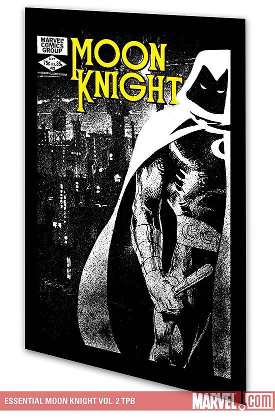 Essential Moon Knight Vol. 2 (Trade Paperback)